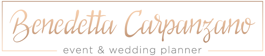 EVENT & WEDDING PLANNER ROMA – Benedetta Carpanzano