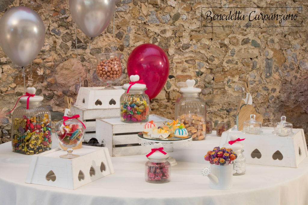 Event & Wedding Planner Roma - Benedetta Carpanzano - Gallery party 18 anni
