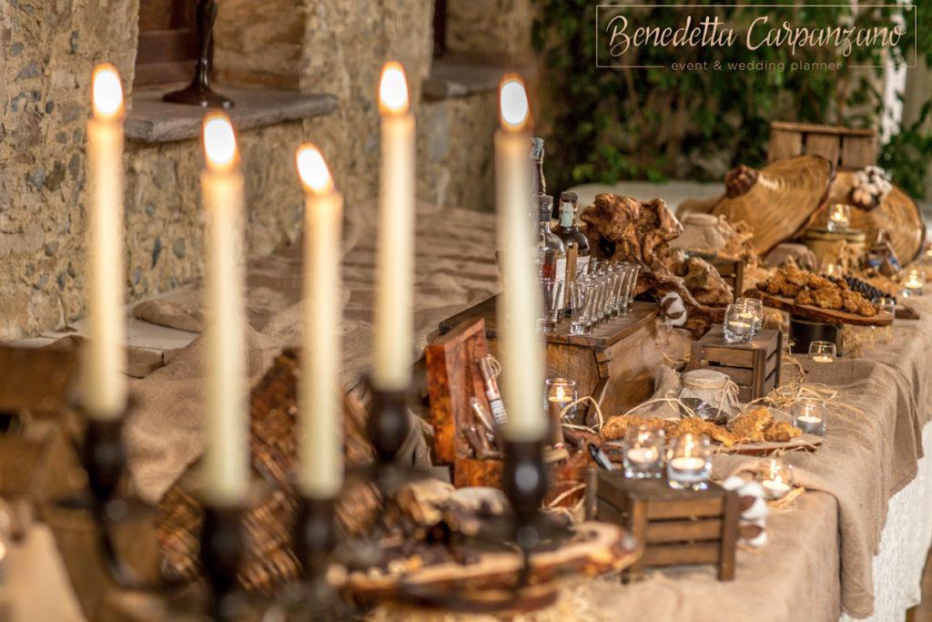 Event & Wedding Planner Roma - Benedetta Carpanzano - Gallery party 40 anni