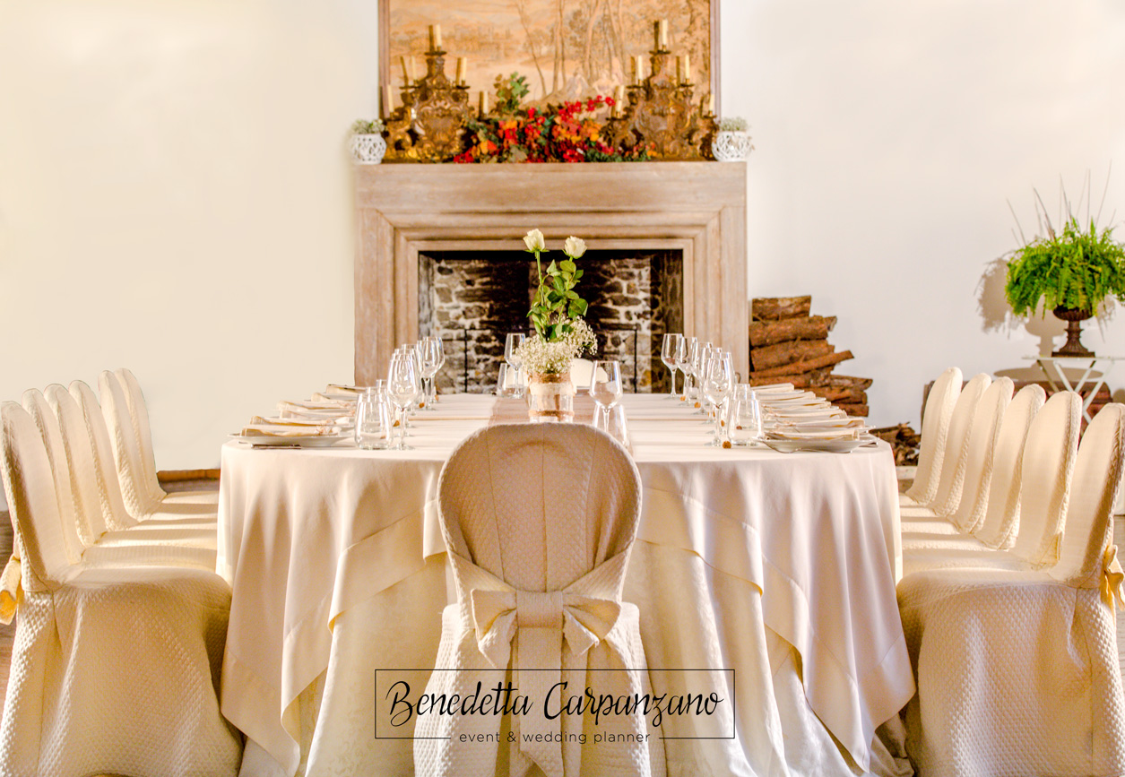 Rustic chic wedding benedetta carpanzano event & wedding planner