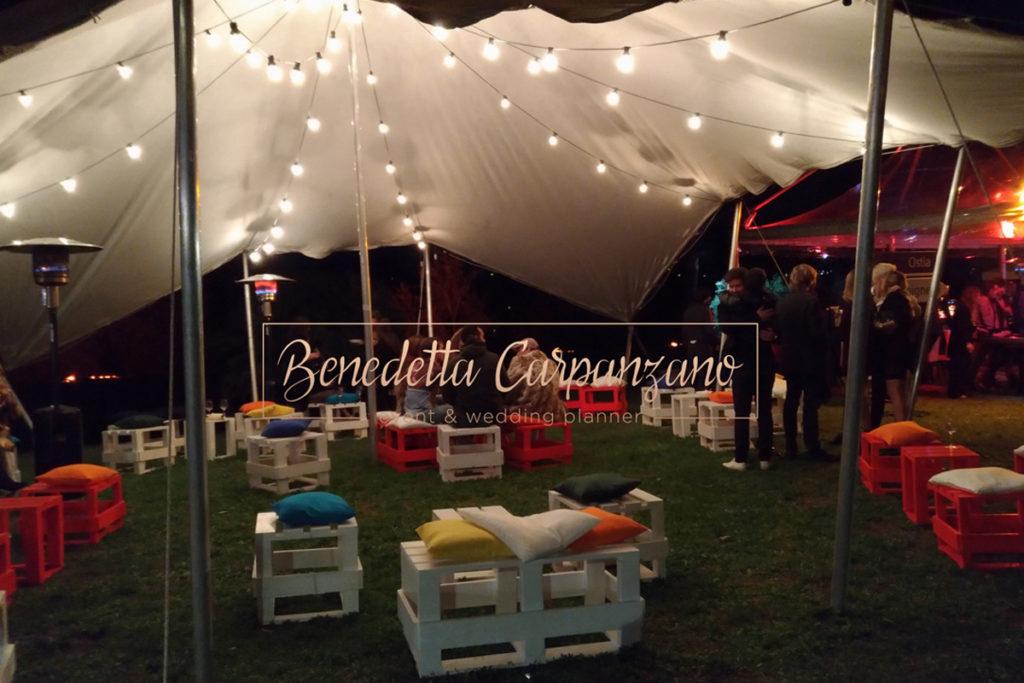 Event & Wedding Planner Roma - Benedetta Carpanzano - Gallery party Donata