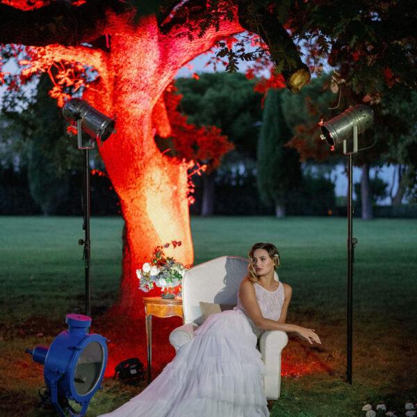 unconventional wedding in villa - benedetta carpanzano
